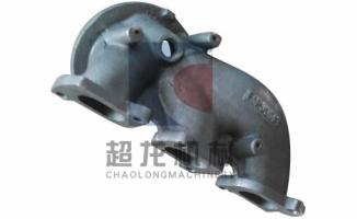 柴油机排气管铸铁件配件